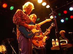 Robyn Hitchcock and the Venus 3, Slim's, April 10, 2007