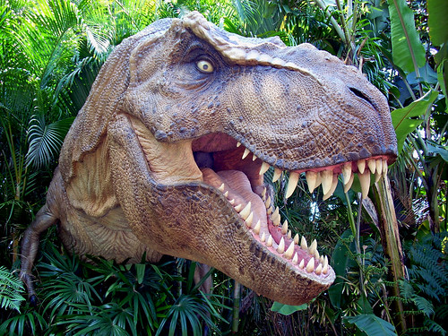 T-Rex Dinosaur | Flickr - Photo Sharing!