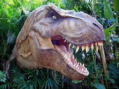 T-Rex Dinosaur (Scott Kinmartin) Tags: blog dinosaur wired universalstudios trex tyrannosaurusrex jurassicpark islandsofadventure universalorlando tyrannosaurs tyrantlizardking