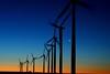 Wind Turbines before sunrise explore (Marvin Bredel) Tags: morning oklahoma windmill dawn energy explore marvin windturbine windfarm windpower weatherford interestingness135 i500 abigfave marvin908 bredel marvinbredel