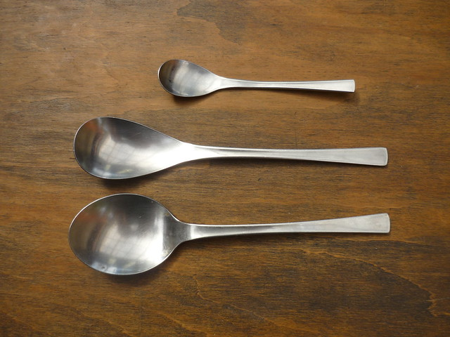 Gero Zilmeta Stainless Steel Spoons Cutlery