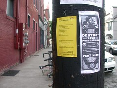 destroy yr posessions (abandonview) Tags: poster plague fliers flier abandonview destroyyourpossessions absurdistpropaganda absurdistposter posterist