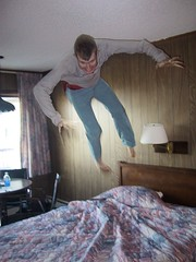 Hotel Bed Jumping II