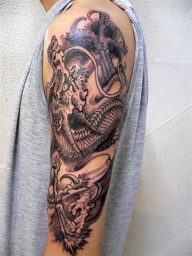 Sleeve Tattoo Art. Labels: Japanese Sleeve Tattoo