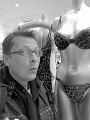 127:365 - Something for the weekend Sir? (misterpulcri) Tags: nokia may lingerie 2007 day127 houseoffraser 365days ayearinthelife n73