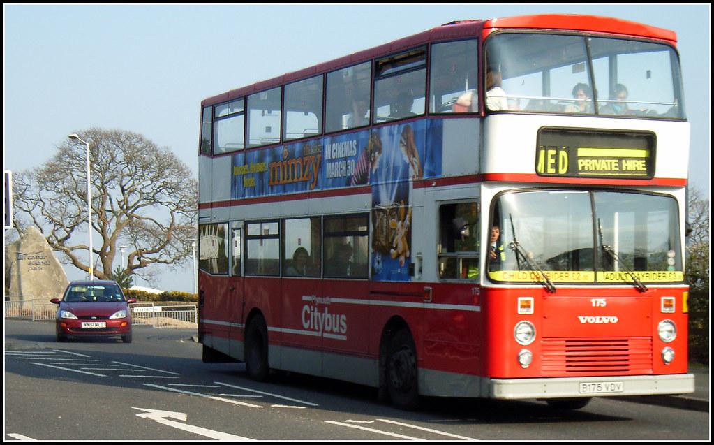 Plymouth Citybus 175 B175VDV