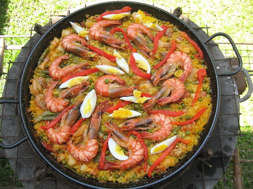 dad's paella