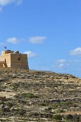 DSC_0091 (Chris brocas) Tags: 2016 malta gozo dwejra sea coas watchtower