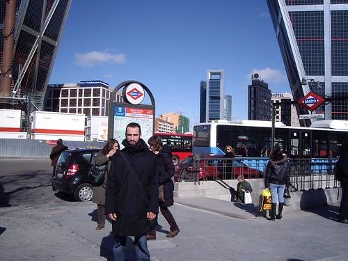 Viaje Madrid (Febrero 09)