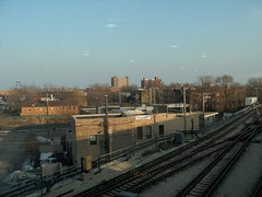 View Southeast from Howard Station