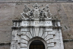 Vatican Museums Enterance