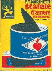 Scatole d'amore in conserva by you.