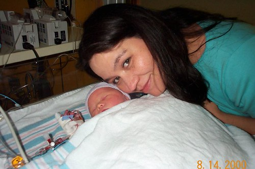 William and Mommy