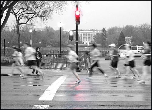 Marathon Traffic