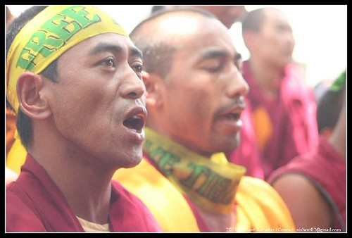 National anthems of Tibet and India