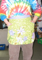 it's an apron