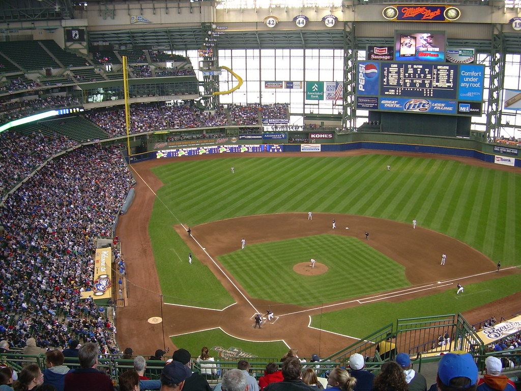 miller park, milwaukee 4/8/07