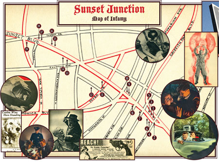Sunset Junction Map of Infamy 1