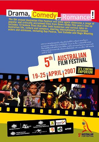 The 5th Australian Film Festival