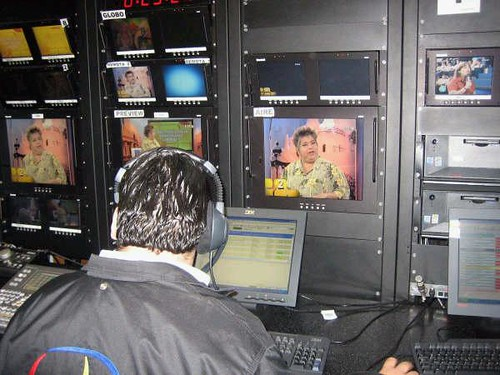 Puesto de control CNN, de RCTV