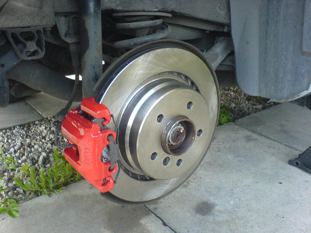 Front Brake Disc And Pad Replacement Zroadster Net
