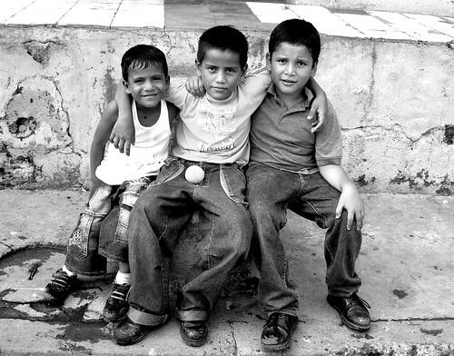 The Kids of Calle Arsenal, Granada, Nicaragua