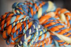 my yarn!