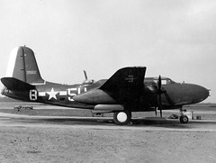 A-20G ramp (TailspinT) Tags: world two plane airplane army war aircraft aviation military air wwii attack piston ii corps ww2 slideshow douglas combat bomber bombing forces bombardment radial a20 aac havoc aaf usaaf usaac