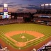 Coors Field Sunset