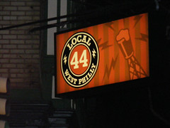 Local 44 sign