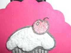 cupcake love - closeup