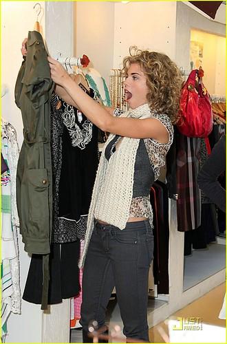 Annalynne Mccord Crochet Scarf