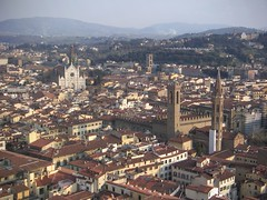 Italy 2007 #3 057 (akiermaier) Tags: from campanile florenceview