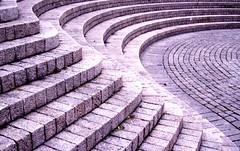 plaza de los fueros (Jorge muoz) Tags: plaza de los spain steps step jorge escaleras vitoria gasteiz muoz fueros