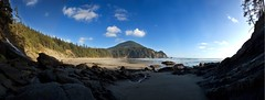 Short Sands Beach (justin.hawthorne) Tags: vacation stitch pano oregoncoast oswaldwest justinhawthorne
