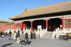 Gate of Heavenly Purity, Forbidden City (Planet Janet 111) Tags: china 2004 december beijing forbiddencity gateofheavenlypurity