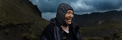 Old Lady in the Iztaccihuatl (Luis Montemayor) Tags: portrait sky mountain pine clouds mexico camino path retrato explore cielo nubes oldlady pinos anciana montaa 13 myfavs iztaccihuatl