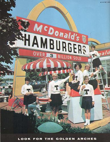 Toledo, McDonald's 1967