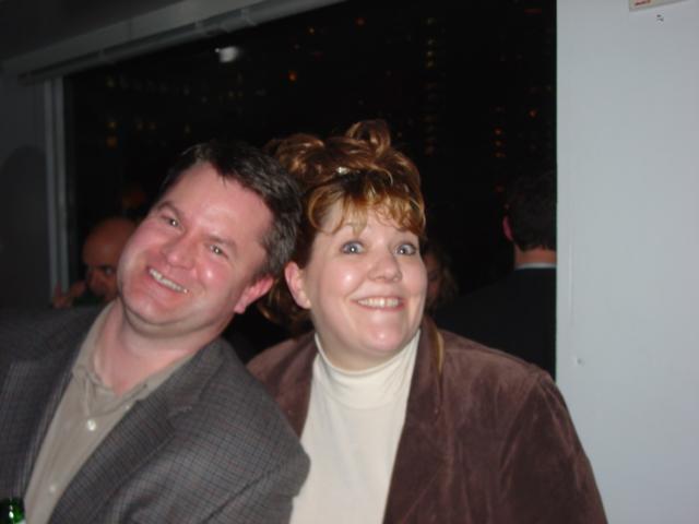 Greg Meyers & Liana 'Li' Evans