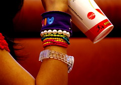 Coke & bangles by Supermietzi