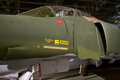 F4E Phantom (yewenyi) Tags: museum fighter aircraft military jet australia victoria vic phantom aus airbase oceania mcdonnelldouglas f4e pointcook pc3030 auspctagged 670237