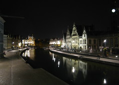 gent at night - by Sean Munson