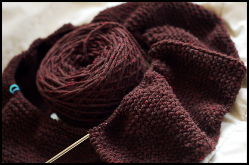 ... oblivion. (Adrian's yarn is equally luscious, if not moreso - she's ...