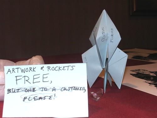 Free Rocket!