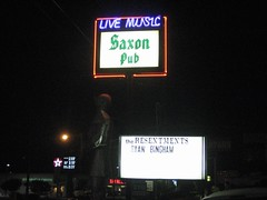 The Saxon Pub