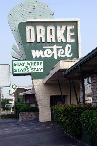The Drake Motel - Nashville, Tennessee