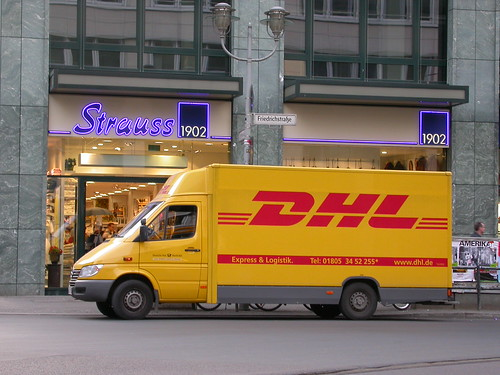 Paketverfolgung fü DHL, GLS, DP Hermes, UPS, TNT