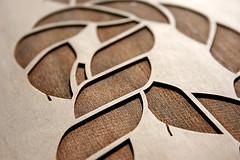 THE WILDERNESS (refillseven) Tags: wood newzealand design carved graphic skating totem rope carving exhibition deck burn skate skateboard laser wilderness skateboards refill refillmagazine refillseven refillmag