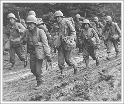 The Nisei American Heroes from the 442nd Combat Regiment