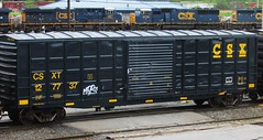 mecro (timetomakethepasta) Tags: train graffiti boxcar freight cdc csx mecro csxt
